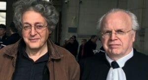 Un double combat, Le procès de G. Bensoussan