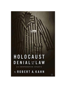 Holocaust Denial and the Law: A Comparative Study