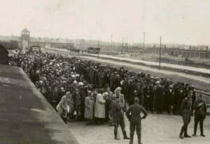 Journée internationale du souvenir de l'Holocauste et de prévention des crimes contre l'humanité